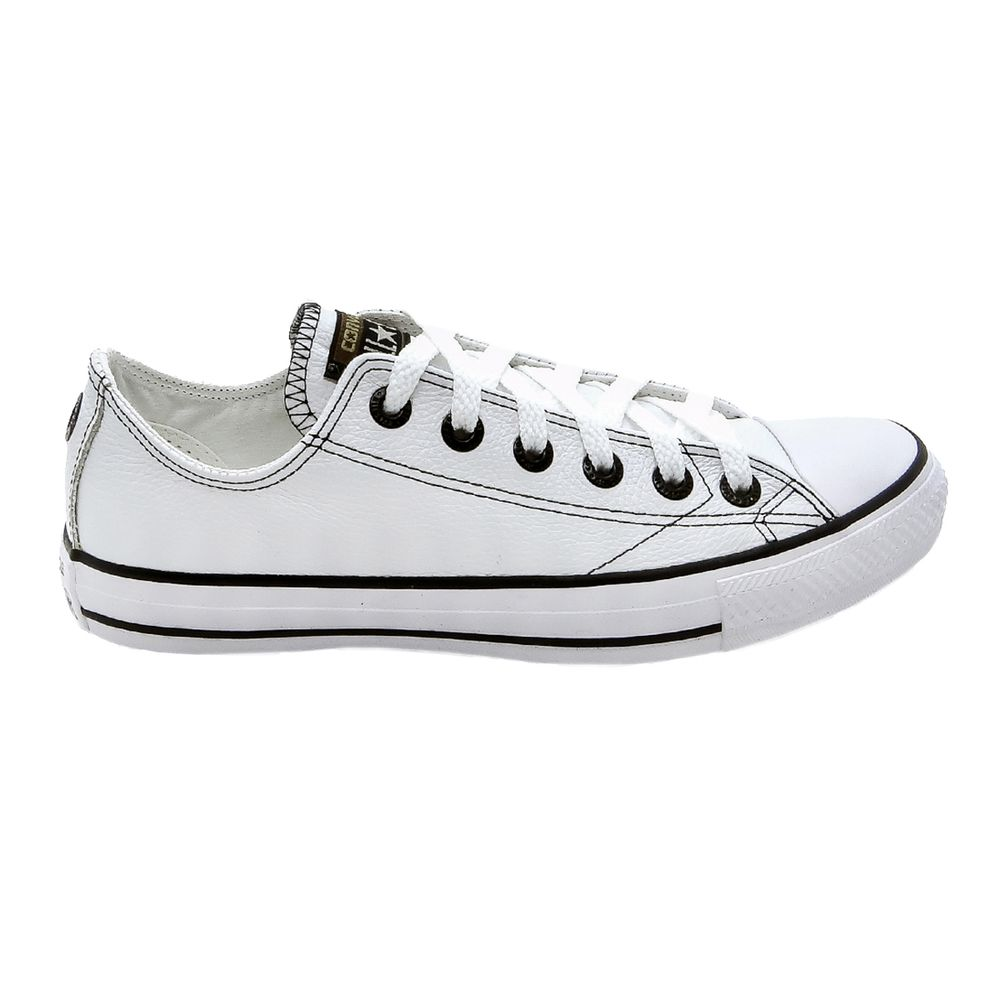 9f35708dad4c7 Tênis Converse All Star CT As European Ox Branco - Espaco Tenis