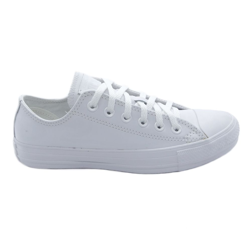 7510df1ea Tênis Converse All Star CT As Monochrome Leather Ox - Espaco Tenis