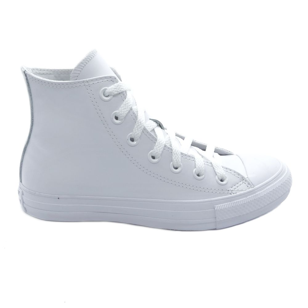 d6f63389c82 Tênis Converse All Star CT As Monochrome Leather Hi - Espaco Tenis