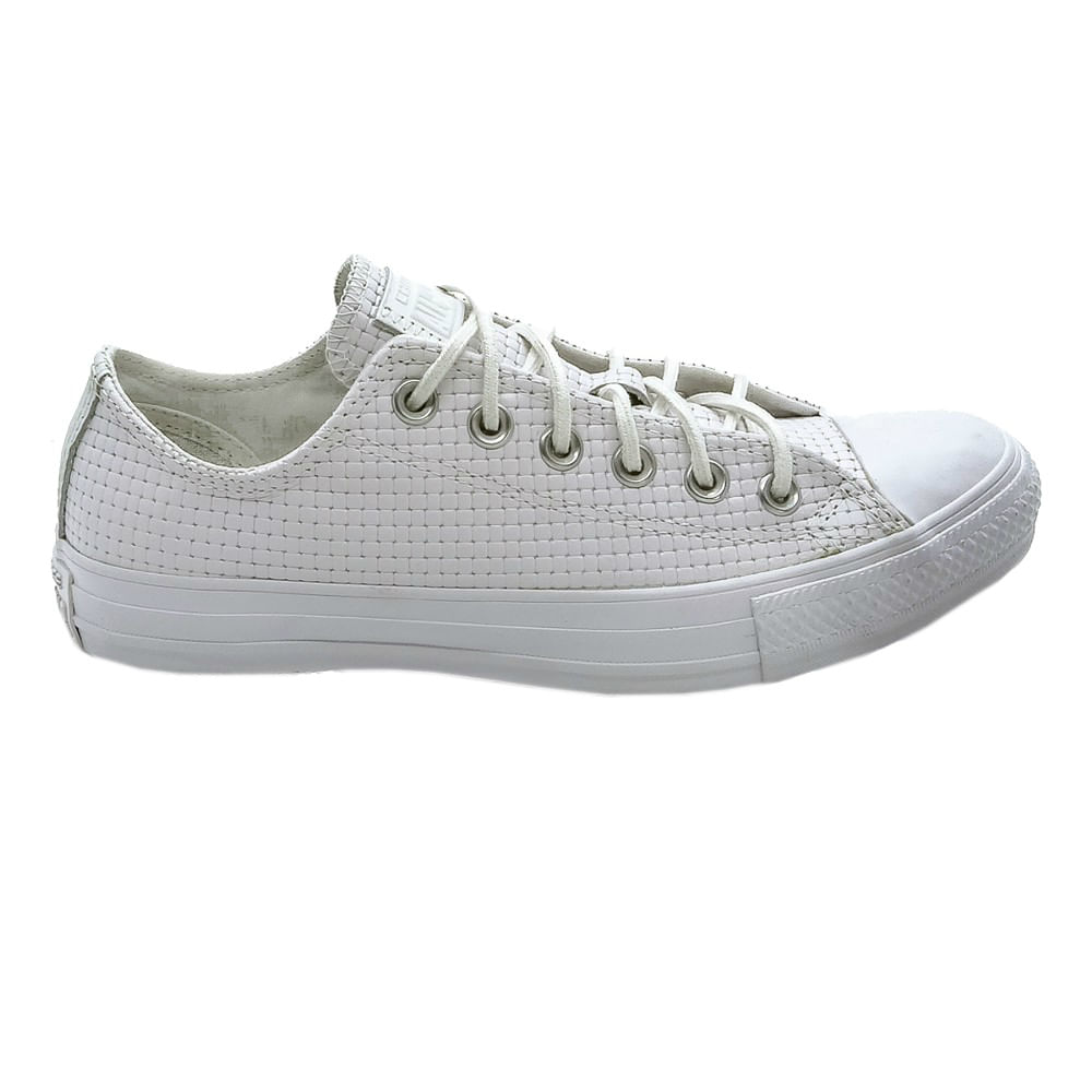 316e43f5e6 Tênis Converse All Star CT As Graft Leather Ox - Espaco Tenis
