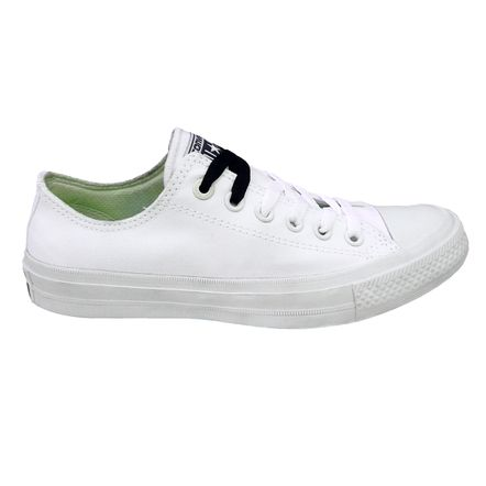 Tenis Converse Chuck Taylor All Star II Ox White - Espaco Tenis bf47507dace6d