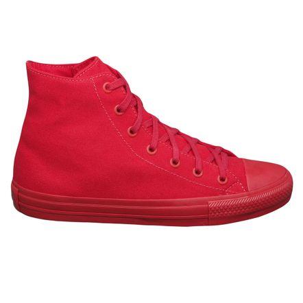 849b354ba Tênis Converse Chuck Taylor All Star Gemma Vermelho Escuro Hi