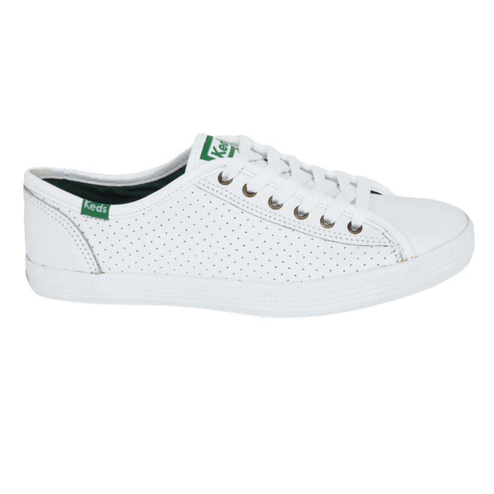 adf0396ba8 Tênis Keds Kickstart Perf Leather - Espaco Tenis