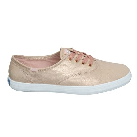 Champion-Gliter-Suede-Rose