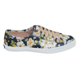 Kickstart-Floral-Leather-Preto-Rosa