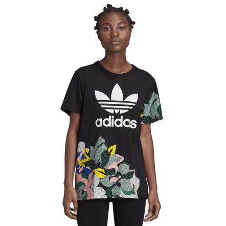 Adidas-Camiseta-Larga-HER-Studio-London-Preto