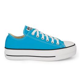 Converse-Chuck-Taylor--Plataforma-All-Star-Azul-Nautico-Branco--Preto