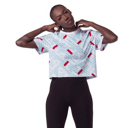 Camiseta-Fila-Cropped-Full-Acqua-Trek